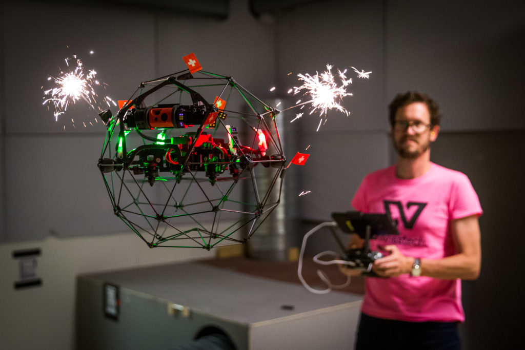 Drone Flybility